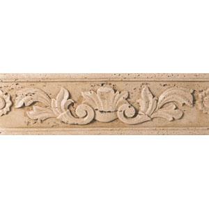 Daltile Fashion Accents Romanesque FA98 Positano Travertine Tile & Stone