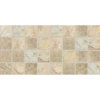 Daltile Franciscan Slate 18 x 18 Desert Crema Tile & Stone