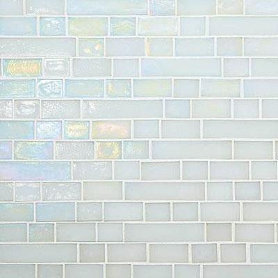 Daltile Glass Horizons Random Linear Mosaic Waves Random Linear Mosaic Tile & Stone