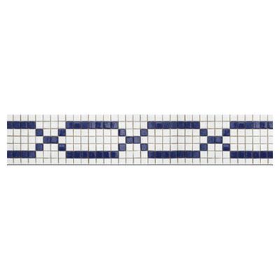 Daltile Glass Mosaic 6 Chain Tile & Stone