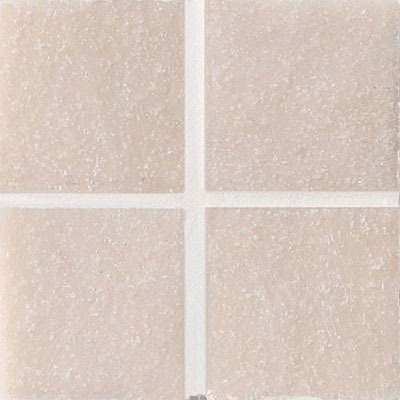 Daltile Glass Mosaic - Venetian Glass 3/4 x 3/4 Pale Pink (Blush) Tile & Stone