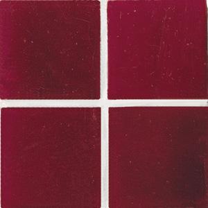 Daltile Glass Mosaic - Venetian Glass 3/4 x 3/4 Crimson Tile & Stone