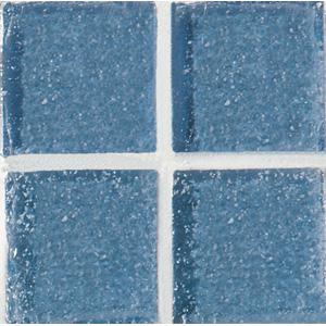 Daltile Glass Mosaic - Venetian Glass 2 x 2 Crystal Blue Tile & Stone