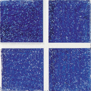 Daltile Glass Mosaic - Venetian Glass 2 x 2 Dark Cobalt Tile & Stone