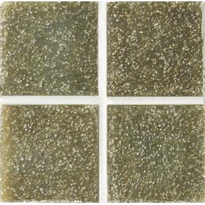 Daltile Glass Mosaic - Venetian Glass 3/4 x 3/4 Amber Tile & Stone