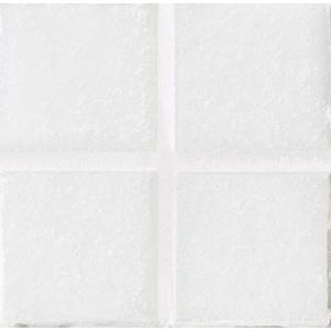 Daltile Glass Mosaic - Venetian Glass 3/4 x 3/4 Oyster White Tile & Stone
