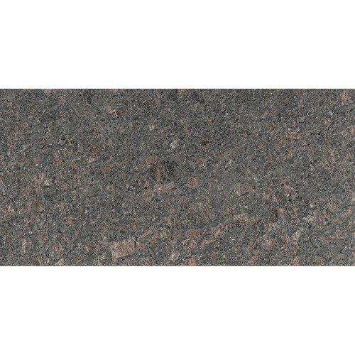 Daltile Granite 12 x 24 Flamed Tan Brown Flamed Tile & Stone