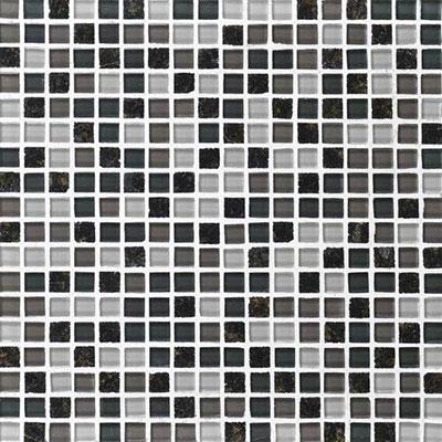 Daltile Granite Radiance Mosaic (PTS) Ubatuba Blend Tile & Stone