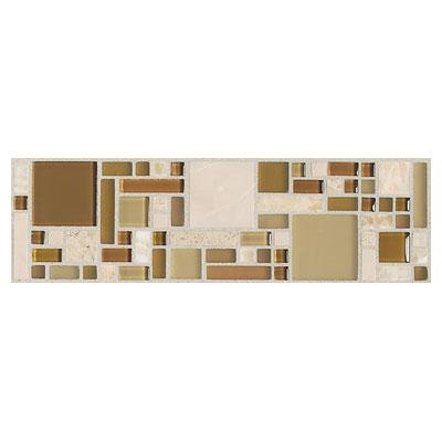 Daltile Innova Ceramic Borders Magic Horizon Border Tile & Stone