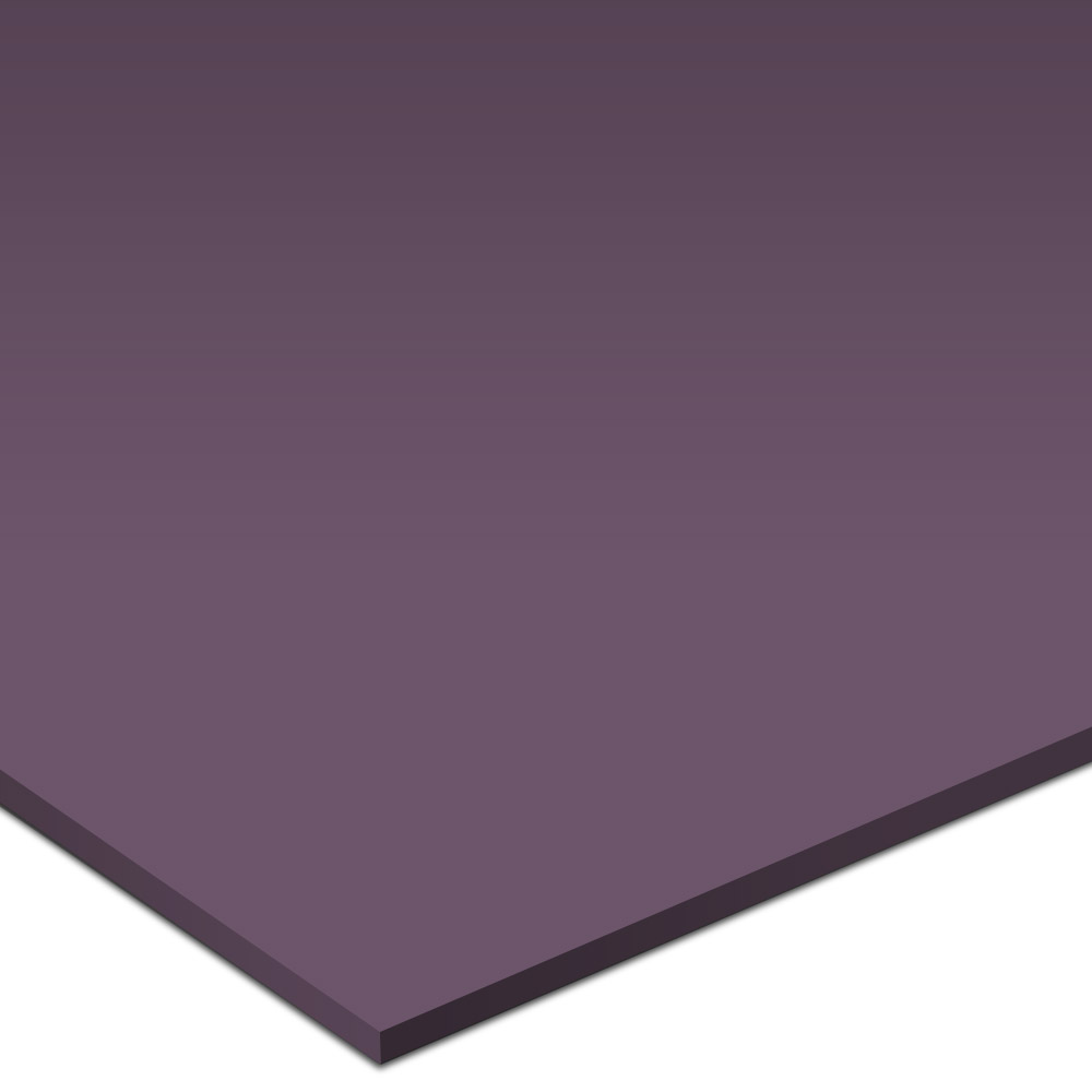 Daltile Keystones Unglazed Hexagon Mosaic Deep Purple (Group 4) Tile & Stone