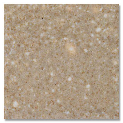 Daltile Keystones Unglazed Hexagon Mosaic Mottled Medium Brown (Group 1) Tile & Stone