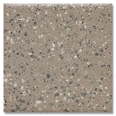 Daltile Keystones Unglazed Mosaic 2 x 2 Uptown Taupe Speckle Tile & Stone