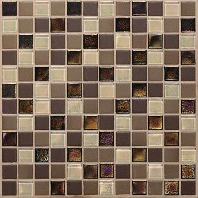 Daltile Keystones Coastal 1 x 1 Treasure Island Blend Tile & Stone