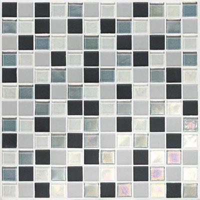 Daltile Keystones Coastal 1 x 1 Tropical Thunder Blend Tile & Stone