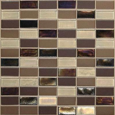 Daltile Keystones Coastal 2 x 1 Straight Treasure Island Blend Tile & Stone
