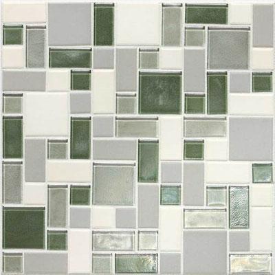Daltile Keystones Coastal Random Block Caribbean Palm Blend Tile & Stone