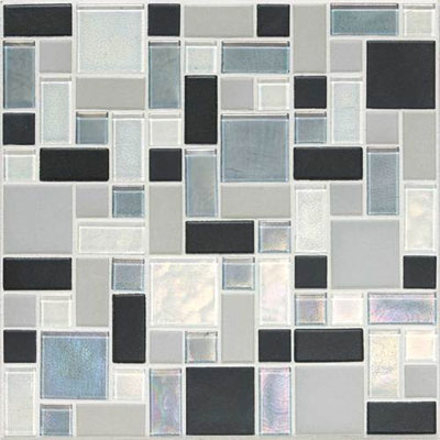 Daltile Keystones Coastal Random Block Tropical Thunder Blend Tile & Stone