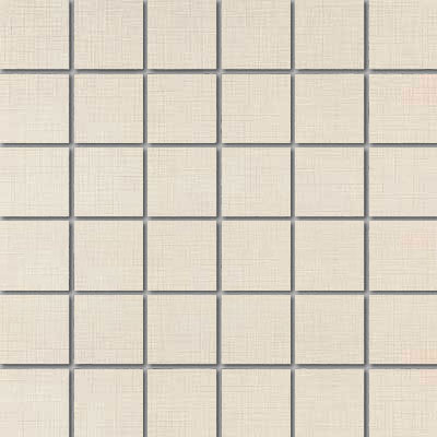 Daltile Kimona Silk Mosaic 2 x 2 White Orchid Tile & Stone