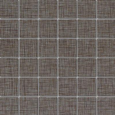 Daltile Kimona Silk Mosaic 2 x 2 Water Chestnut Tile & Stone