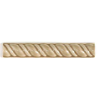 Daltile La Marque Accents Sheer Camel Twist 1 x 6 Tile & Stone