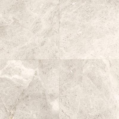 Daltile Limestone 12 x 12 Polished Arctic Gray Tile & Stone