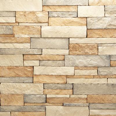 Daltile Manuf. Stone - Mesa Ledge Stack (Box) Dappled Shade Tile & Stone