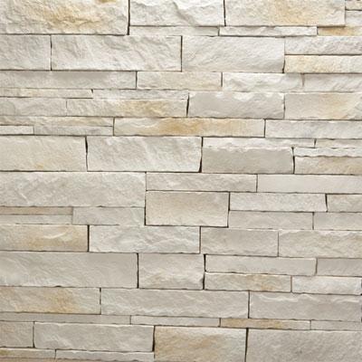 Daltile Manuf. Stone - Mesa Ledge Stack (Box) Oyster Pearl Tile & Stone