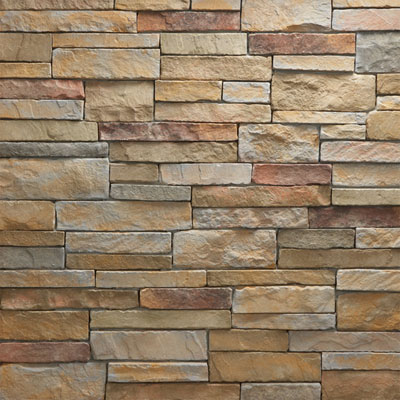 Daltile Manuf. Stone - Mesa Ledge Stack (Box) Tide Water Tile & Stone
