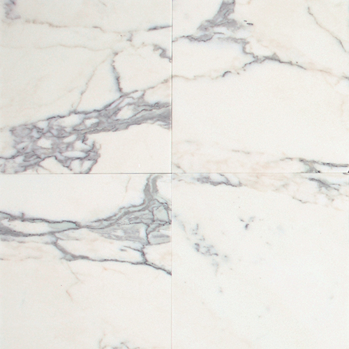 Daltile Marble 12 x 12 Honed Calacatta Gold Honed Tile & Stone
