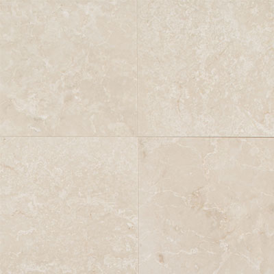 Daltile Marble 12 x 12 Polished Botticino Semi Classico Tile & Stone