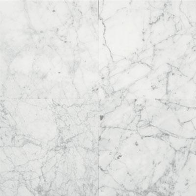 Daltile Marble 12 x 12 Polished Carrara Gioia Tile & Stone
