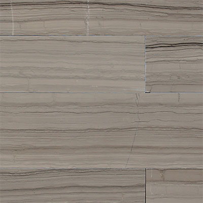 Daltile Marble 12 x 24 Honed Silver Screen Vein Cut Honed Tile & Stone