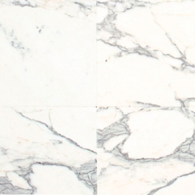 Daltile Marble 18 x 18 X 3/8 Honed Calacatta Gold Tile & Stone
