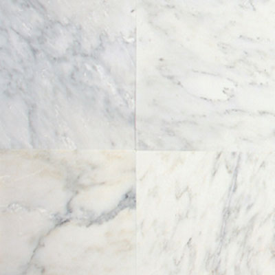 Daltile Marble 18 x 18 X 3/8 Polished First Snow Elegance Tile & Stone