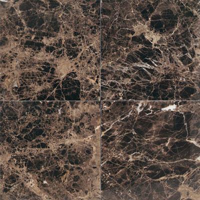 Daltile Marble 18 x 18 Polished Emperador Dark Tile & Stone
