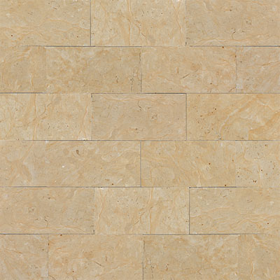 Daltile Marble 3 x 6 (Champagne Gold) Champagne Gold Honed Tile & Stone