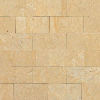 Daltile Marble 3 x 6 (Champagne Gold) Champagne Gold Tumbled Tile & Stone