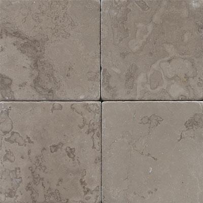 Daltile Marble 6 x 6 Silver Screen Tumbled Tile & Stone
