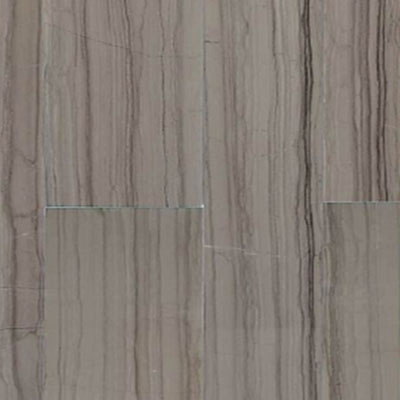 Daltile Marble Planks 6 x 36 Honed Silver Screen Vein Cut Tile & Stone