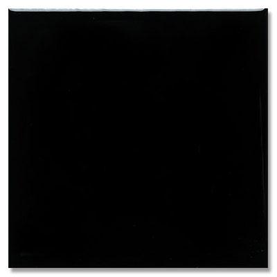 Daltile Matte 6 x 6 Black Tile & Stone