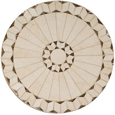Daltile Medallions - Tumbled Stone Arcturus Tile & Stone