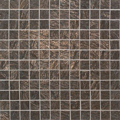 Daltile Metal Ages Mosaic 2 x 2 Clefted Bronze Tile & Stone