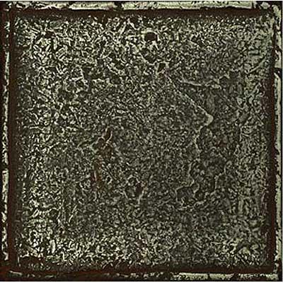 Daltile Metal Signatures Chateau 6 x 6 Aged Iron Tile & Stone
