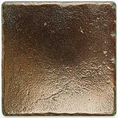 Daltile Metal Signatures Stone 6 x 6 Aged Bronze Tumbled Tile & Stone