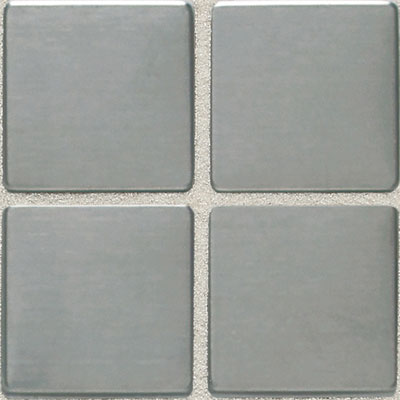 Daltile Metallica - Metal Tile 2x2 Mosaic Brushed Stainless Steel Tile & Stone