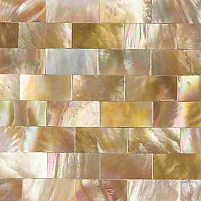 Daltile Ocean Jewels Running Board Brown Lip Tile & Stone