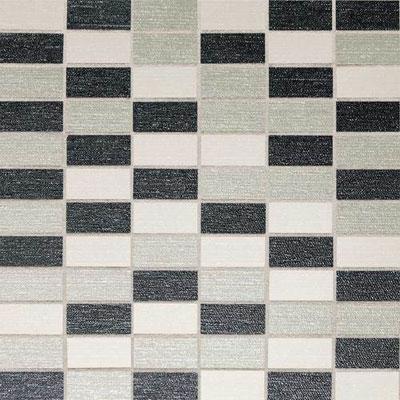 Daltile PZazz Mosaic 1 x 2 Cool Blend Tile & Stone