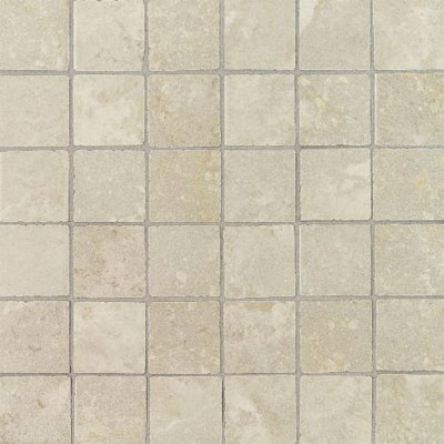 Daltile Pietre Vecchie Tumbled Mosaic 2 x 2 Antique Ivory Tile & Stone