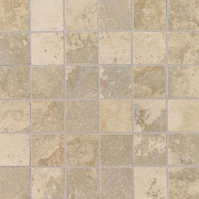 Daltile Pietre Vecchie Tumbled Mosaic 2 x 2 Champagne Tile & Stone