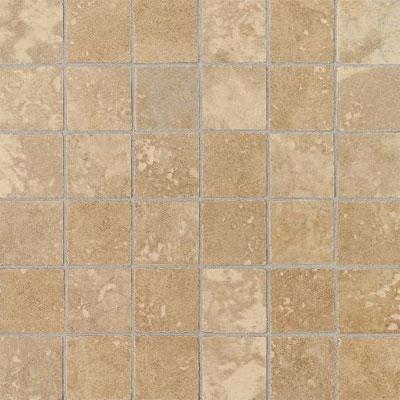 Daltile Pietre Vecchie Tumbled Mosaic 2 x 2 Warm Walnut Tile & Stone